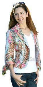 Passion Concept multi floral Jacket