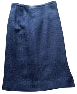 Chanel Skirt Navy