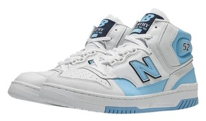 New Balance WHITE AND BLUE Athletic