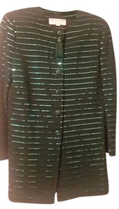 St. John *SALE* St.,John,Forest,Green,Skirt,Suit