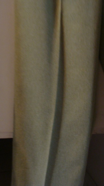 Alfred Dunner Straight Pants sage green