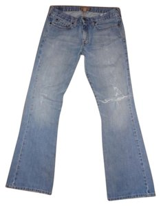 Abercrombie & Fitch Relaxed Fit Jeans-Distressed