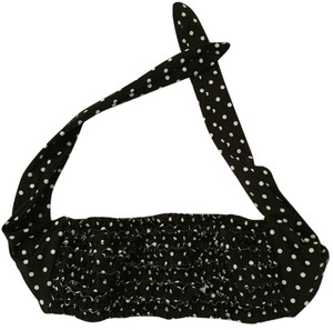 Victoria's Secret Polka Dot Bandeau Bikini Top
