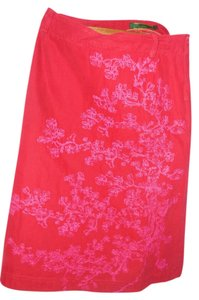 oilily Skirt red