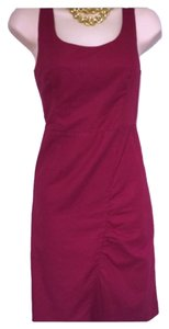 Moulinette Soeurs Red Classy Shift 6 Dress