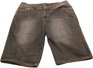 Relativity Denim Shorts-Dark Rinse