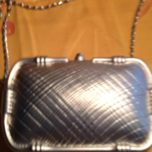 Harmony Designs Silver Clutch