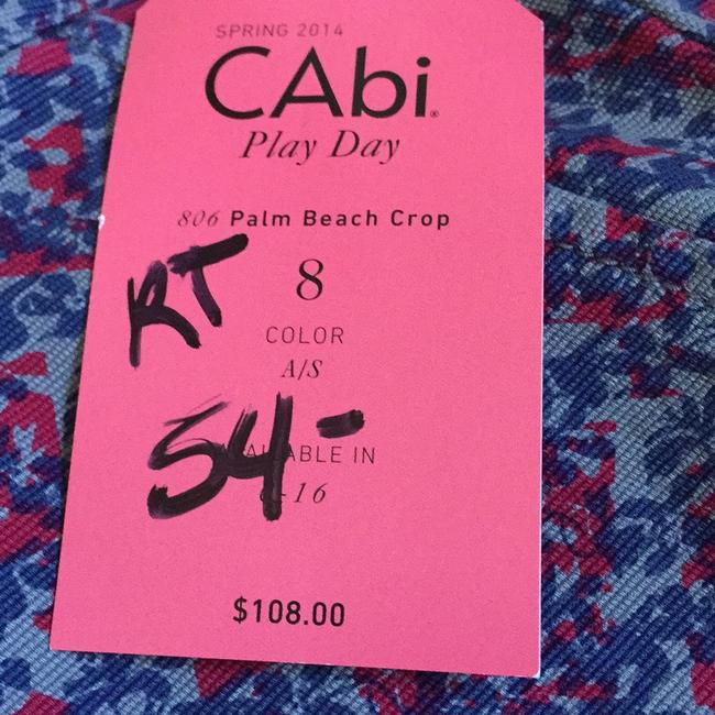 CAbi Capri/Cropped Denim