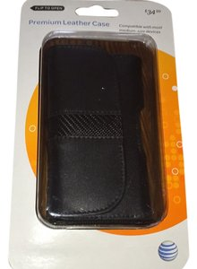AT&T Premium Leather Case