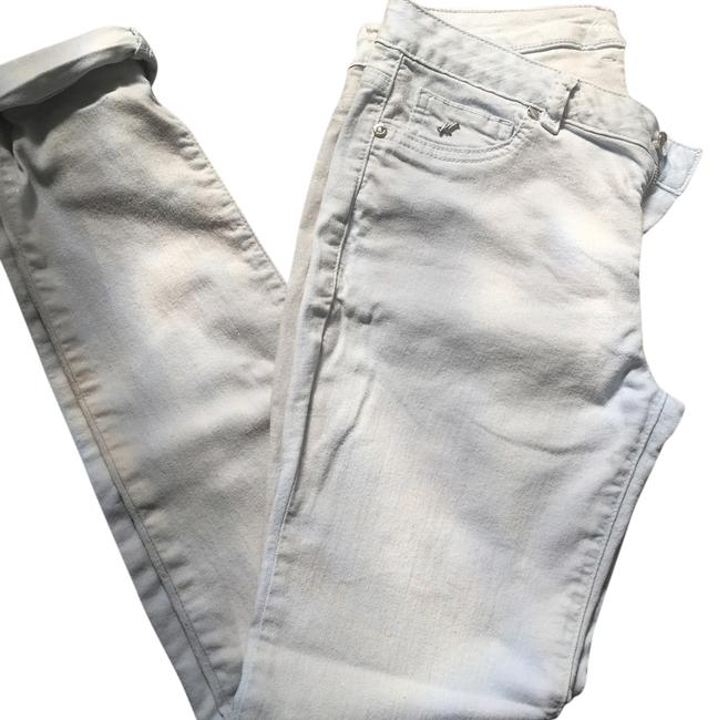 Kenneth Cole Casual Skinnies Skinny Jeans-Light Wash