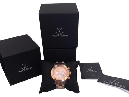 Preload https://item2.tradesy.com/images/toywatch-rose-gold-hm06pg-watch-5466721-0-0.jpg?width=440&height=440