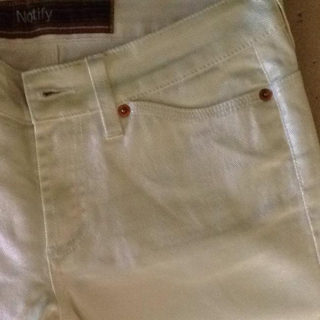 Other Straight Leg Jeans-Coated