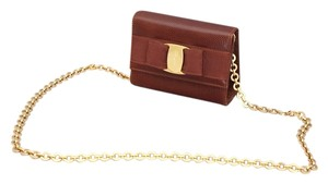 Salvatore Ferragamo Ferragamo Vara Bow Ferragamo Lizard Ferragamo Ferragamo 4 Way Ferragamo Clutch Cross Body Bag
