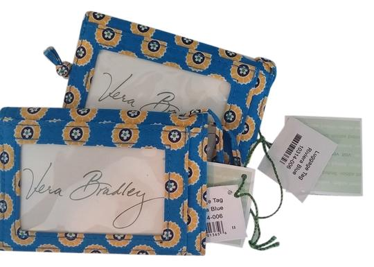 Vera Bradley Luggage Tags set of two