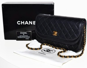 4fa1f8840d5f Chanel Paris Guaranteed Quilted Lambskin Leather Lamb Lamb Skin Quilted  Lambskin Quilted Leather Quilted Quilted Gold
