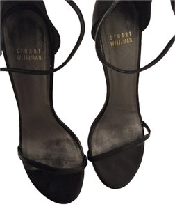 Stuart Weitzman Nudist black Pumps