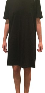 Mtwtfss weekday short dress Black on Tradesy