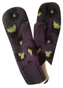 H&M FLASH SALE NWT Blue green Mittens Warm