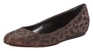 Pookie and Sebastian Copper/Black Flats