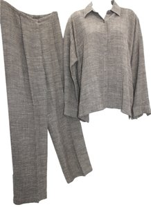 Eileen Fisher EILEEN FISHER ITALIAN YARN PANT SET M