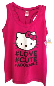 Hello Kitty Cami Racer-back Sleep Wear Top