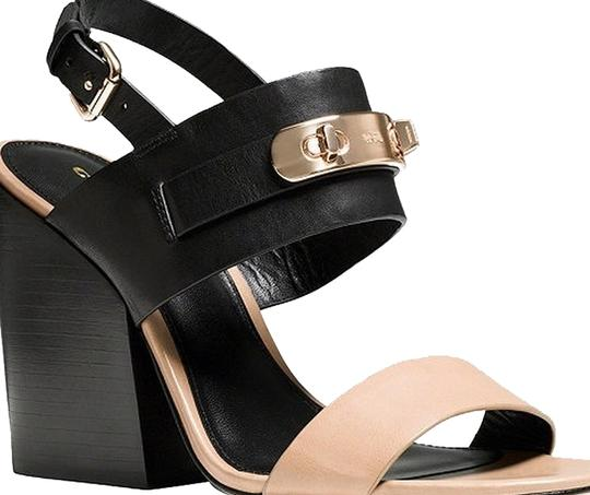 Preload https://item1.tradesy.com/images/coach-blacknude-sandals-5469985-0-1.jpg?width=440&height=440