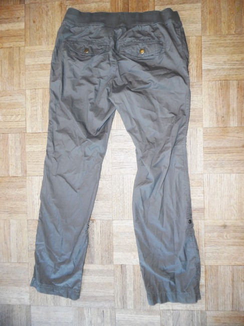 Old Navy Brown Lightweight Snap-up/Roll Cargo Pants