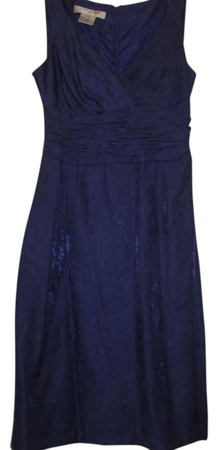 Preload https://item5.tradesy.com/images/evan-picone-violet-cocktail-above-knee-night-out-dress-size-petite-2-xs-5470264-0-4.jpg?width=400&height=650