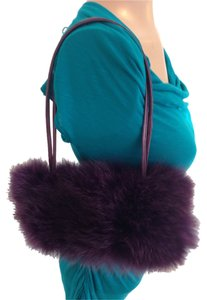 PDL Fur Shoulder Bag