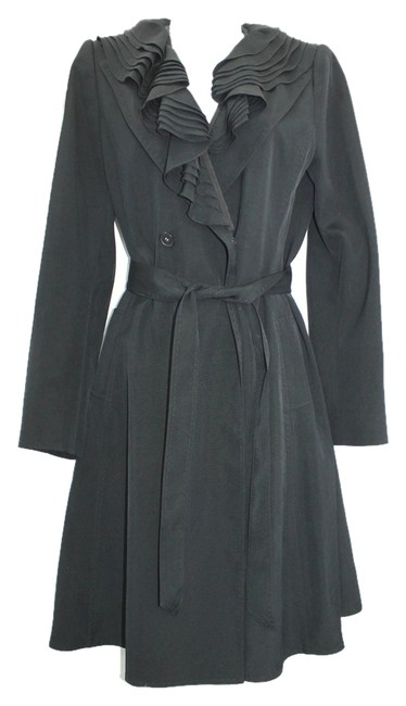 Preload https://item3.tradesy.com/images/elie-tahari-black-belted-s-p-mid-length-workoffice-dress-size-petite-6-s-5470762-0-0.jpg?width=400&height=650