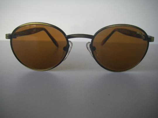 Other Mach-1 Sunglasses Tortoise Temples Round Lens