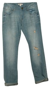 CAbi Boyfriend Cut Jeans-Light Wash