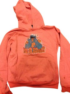 Junk Food Cookie Monster Hoodie Kangaroo Pocket