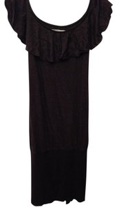 YaYa Aflalo Ruffle Tunic Dress