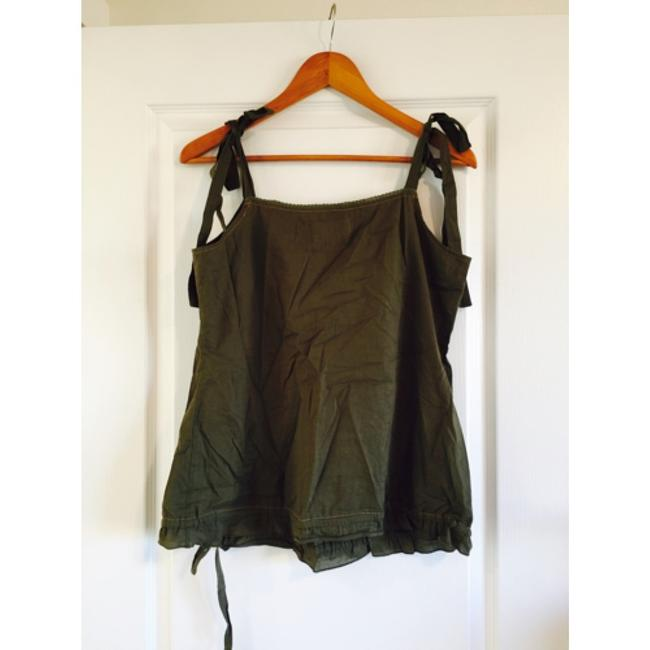 Sanctuary Top Olive