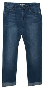 CAbi Boyfriend Cut Jeans-Medium Wash
