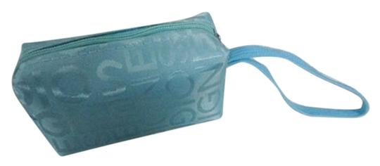 Other Light Blue Carry All Wristlet Medicine Bag Cosmetic Bag Free Shipping