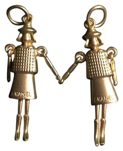Chanel SALE!! SET OF 2 CoCo Doll Pendants.