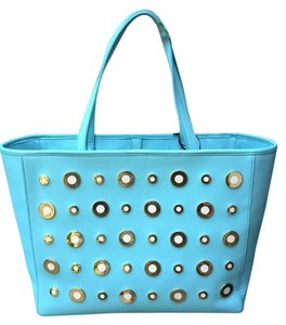 Emanuel Ungaro Tote in Blue