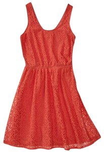 2da7ef70368 Orange Mossimo Supply Co. Casual Short Dresses - Up to 70% off a Tradesy
