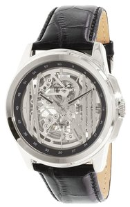 Kenneth Cole Kenneth Cole New York Men's Automatic Analog Display Automatic Self Wind Black Watch
