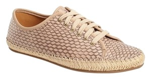 Aerin Sneaker Womens Sneakers Sneakers Snakeskin Pale Leather Sneaker Leather Sneakers Pink Flats