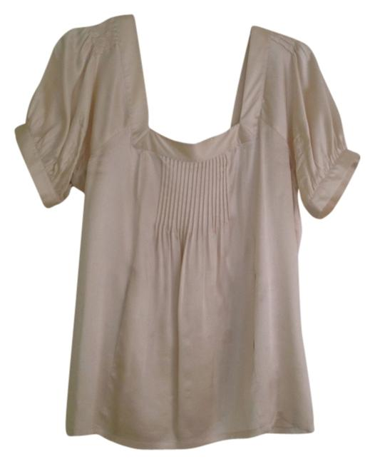 Laundry by Shelli Segal Top Off white