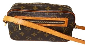 Louis Vuitton Cross Body Clutch Shoulder Bag
