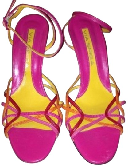 Preload https://img-static.tradesy.com/item/547340/via-spiga-mainly-pinks-some-red-and-orange-leather-strapy-sandals-size-us-75-0-1-540-540.jpg