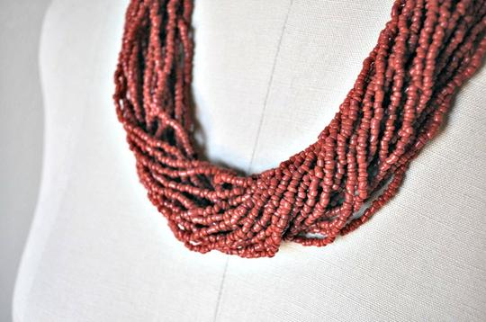 Other Red bead necklace purchased in Italy