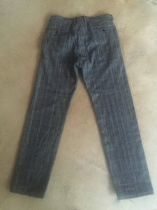 Men's Grey Dress Pants