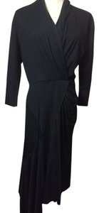 black Maxi Dress by Catherine Malandrino