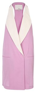 3.1 Phillip Lim Tuxedo Day-to-night Minimalist Sleeveless Vest