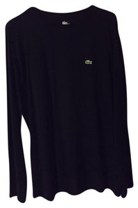 Lacoste T Shirt Blac